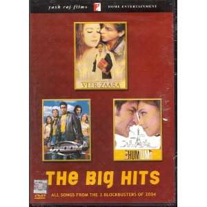 Veer zaara, Dhoom, Hum tum, the big hits Various artist