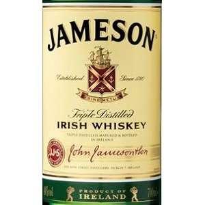Jameson Irish Whiskey 200ML Grocery & Gourmet Food