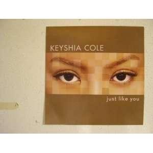 Keyshia Cole Poster Just Like You