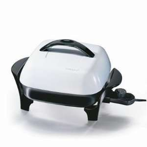 11 Electric Skillet: Kitchen & Dining