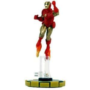 Marvel Heroclix Xplosion Universe Iron Man Experienced