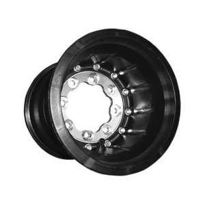 8x8   3+5 Offset   Black , Material Carbon Fiber 0880 YHR DBL BK