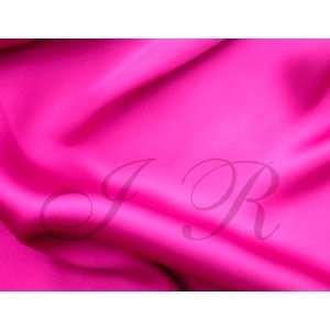 63 Wide X 60 Ft, 20 Yard Fuchsia Super Long Satin Fabric