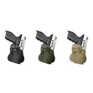 OSS Black IMI RSR Defence Gun / Pistol Holster