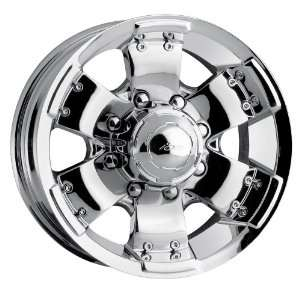 16x10 ION Alloy Style 148 (Chrome) Wheels/Rims 5x135 (148