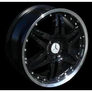 Mercedes ML 19 inch Black Wheels Rims 1968 1969 1970 1971