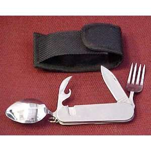 Take Apart Camping Knife Mess Kit: Sports & Outdoors