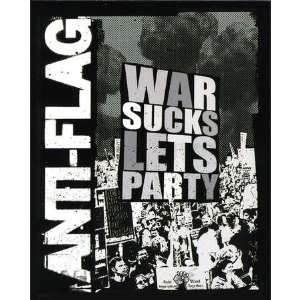 Anti Flag War Sucks: Home & Kitchen