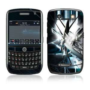 Javeline 8900 Decal Vinyl Skin   Abstract Tech City