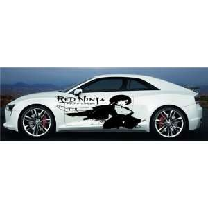 Anime Car Vinyl Graphics Manga Couple Sexy Decal 062: Home & Kitchen