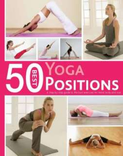 BARNES & NOBLE  50 BestYoga Positions by Parragon, Parragon