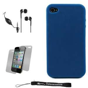 Durable Protective Silicone Skin Cover Case for New Apple iPhone