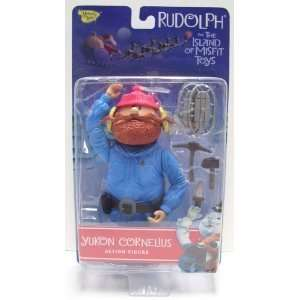 Nosed Reindeer Island of Misfit Toys Yukon Cornelius Set: Toys & Games