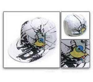 TWIZTID Eyeball Flexible Baseball Cap Hat NEW