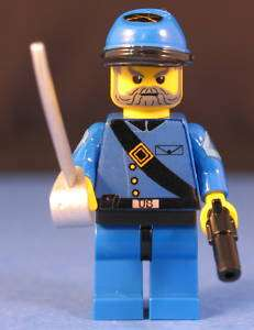 LEGO® brick cust CIVIL WAR UNION INFANTRY Sgt Major v1