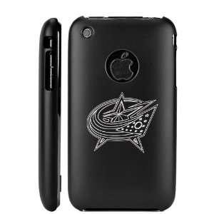 Apple iPhone 3G 3GS Black Aluminum Metal Case Columbus