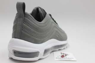 NIKE MEN AIR MAX 97 VT RUNNING SNEAKER RETRO NEW SUPREME VACTEC GRAY