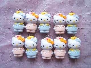 10 Hello Kitty Pendant / Charm (20A) AHK0948 wholesale