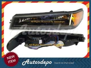 04 05 06 07 CHEVY COLORADO GRILLE HEADLIGHT SIGNAL LAMP