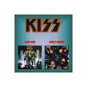 Love Gun / Crazy Nights KISS Music