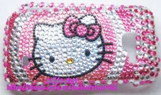 Hello kitty Bling Case Cover For Samsung Transform M920 #8