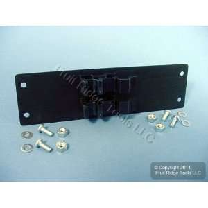 Leviton DIN Rail Mount Mounting Plate Kits 51000 DIN: Home Improvement