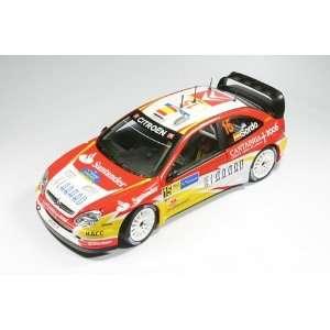 Citroen Xsara WRC #15 Kronos D.Sordo/M.Marti 1/18 2006