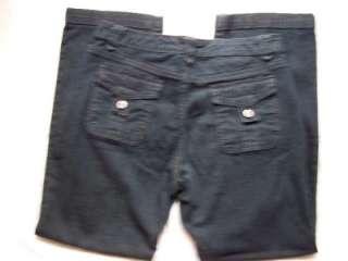 Gloria Vanderbilt Jeans ~ NWOT ~ Dark Blue ~ Size 14S