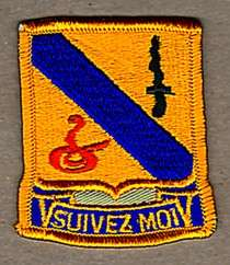 14th ARMORED CAVALRY REGIMENT   U.S. ARMY PATCH