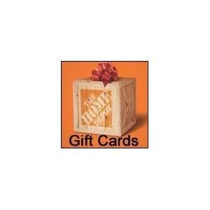 Home Depot Gift Cards: Everything Else