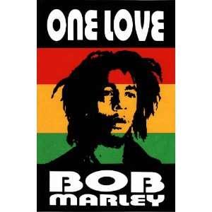 One Love Bob Marley Vinyl Decal Sticker Sheet X19