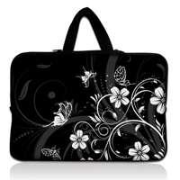 Joker 17 17.3 Inch Laptop Soft Sleeve Bag Case + Handle For HP Acer