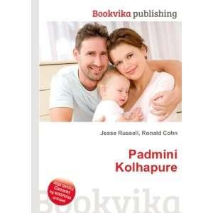Padmini Kolhapure: Ronald Cohn Jesse Russell: Books