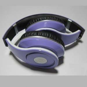 Beats Dr Dre Studio High Definition Headphones Purple