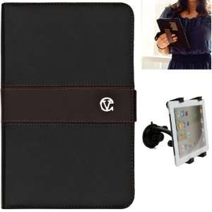 Edition Executive Leather Case Cover for Visual Land Prestige 7