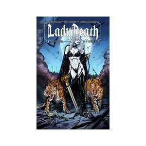 LADY DEATH (ONGOING) #3: Mike Wolfer Brian Pulido: Books