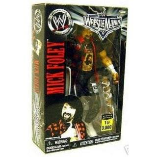 WWE Wrestling Exclusive Limited Edition (Only 3,000 Made) Wrestlemania