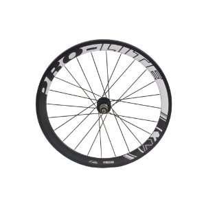 Pro Lite Vicenza 50mm Carbon Track Road Bike Rear Wheel