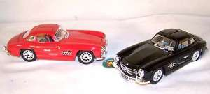 DIE CAST 1954 MERCEDES BENZ 300SL toy model cars 124