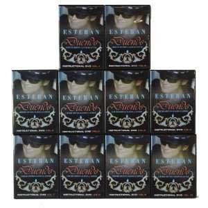 Esteban Duende Classical Guitar Lessons   10 DVD Set: Movies & TV