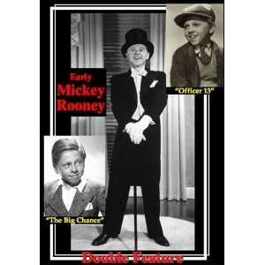 Mickey Rooney  Early Years Mickey Rooney, George Melford