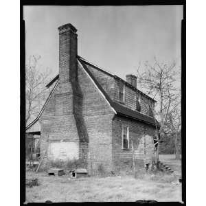 Photo Bouch House, Princess Anne County, Virginia 1930