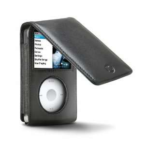 Philips DLA91000H/10 Soft Leather Flip Case for iPod