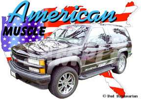 You are bidding on 1 2000 Black Chevy Blazer Custom Hot Rod USA T