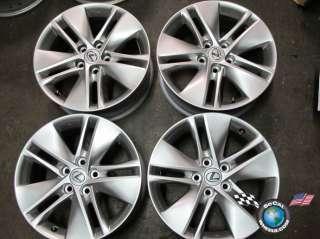 four 10 11 Lexus HS HS250 Hybrid Factory 17 Wheels Rims OEM Toyota