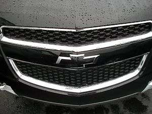 2011 2012 Chevy Cruze Bowtie overlay blackout decal kit pair