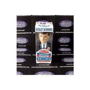 John F. Kennedy Bobble Head Bosley Bobber   Figure is fine