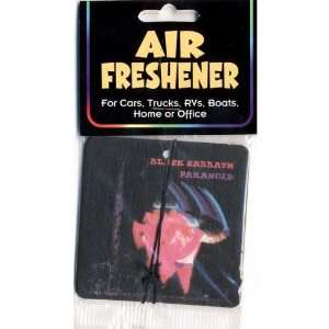 Black Sabbath Paranoid Air Freshener