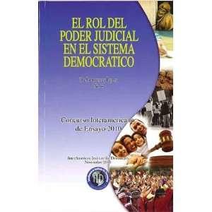 El Rol del Poder Judicial en el Sistema Democrático
