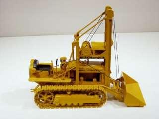 Caterpillar D2 Traxcavator Crawler   1/16   Spec Cast